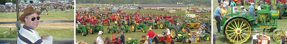 Nittany Antique Tractor Show